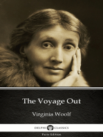 The Voyage Out by Virginia Woolf - Delphi Classics (Illustrated)