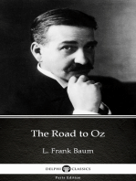 The Road to Oz by L. Frank Baum - Delphi Classics (Illustrated)