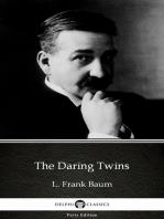 The Daring Twins by L. Frank Baum - Delphi Classics (Illustrated)