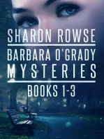 Barbara O'Grady Mysteries Box Set