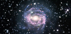Telescopes Capture Blue Glow of Supernova Collision