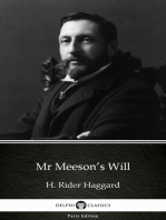 Mr Meeson's Will by H. Rider Haggard - Delphi Classics (Illustrated)