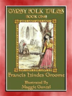 GYPSY FOLK TALES - BOOK ONE 36 Illustrated Gypsy Tales