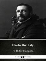 Nada the Lily by H. Rider Haggard - Delphi Classics (Illustrated)