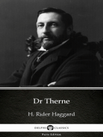 Dr Therne by H. Rider Haggard - Delphi Classics (Illustrated)