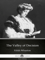 The Valley of Decision by Edith Wharton - Delphi Classics (Illustrated)