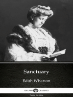 Sanctuary by Edith Wharton - Delphi Classics (Illustrated)