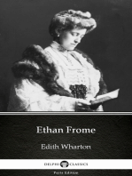 Ethan Frome by Edith Wharton - Delphi Classics (Illustrated)