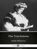The Touchstone by Edith Wharton - Delphi Classics (Illustrated)