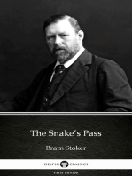 The Snake's Pass by Bram Stoker - Delphi Classics (Illustrated)