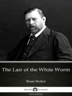 The Lair of the White Worm by Bram Stoker - Delphi Classics (Illustrated)