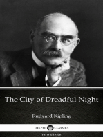 The City of Dreadful Night by Rudyard Kipling - Delphi Classics (Illustrated)