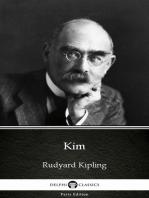 Kim by Rudyard Kipling - Delphi Classics (Illustrated)