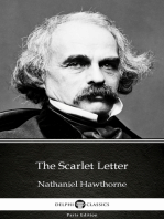 The Scarlet Letter by Nathaniel Hawthorne - Delphi Classics (Illustrated)