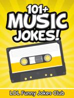 101+ Music Jokes