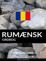 Rumænsk ordbog: En emnebaseret tilgang