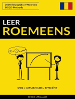 Leer Roemeens