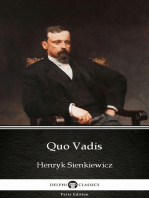 Quo Vadis by Henryk Sienkiewicz - Delphi Classics (Illustrated)