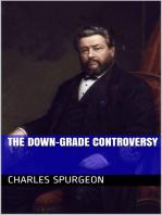 The Down Grade Controversy