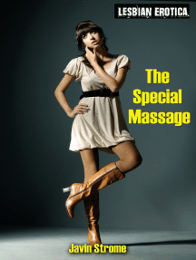 The Special Massage: Lesbian Erotica