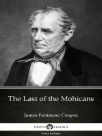 The Last of the Mohicans by James Fenimore Cooper - Delphi Classics (Illustrated)