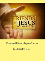 Personal Friendships of Jesus