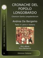 Cronache del popolo Longobardo