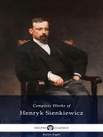Delphi Complete Works of Henryk Sienkiewicz (Illustrated)
