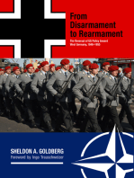 From Disarmament to Rearmament: The Reversal of US Policy toward West Germany, 1946–1955