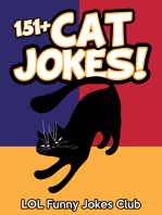 151+ Cat Jokes (Dog Jokes Included)