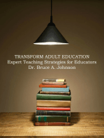 Transform Adult Education