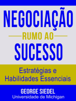 Negociação Rumo ao Sucesso: Estratégias e Habilidades Essenciais