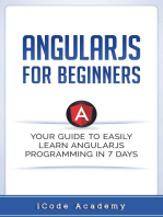 Angular JS for Beginners
