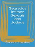 Segredos Íntimos Sexuais dos Judeus
