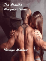 The Sheikh's Pregnant Fling