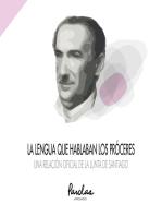 Una relación oficial de la Junta de Santiago