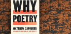 Does Teaching Poetry Get In The Way Of Enjoying It?