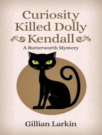 Curiosity Killed Dolly Kendall: Butterworth Cozy Mystery, #2