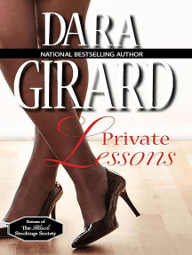 Private Lessons: Return of The Black Stockings Society, #5
