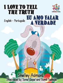 I Love to Tell the Truth Eu Amo Falar a Verdade:English Portuguese Bilingual Children's Book: English Portuguese Bilingual Collection