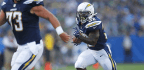 Chargers' Branden Oliver Shows He's Ready to Run After Bad Achilles Injury