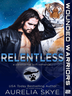 Relentless (Wounded Warriors #2)