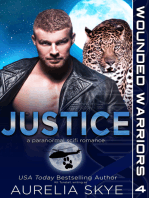 Justice (Wounded Warriors #4)