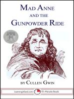 Mad Anne and the Gunpowder Ride