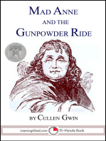 Mad Anne and the Gunpowder Ride