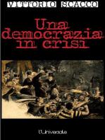 Una democrazia in crisi