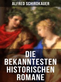 Die bekanntesten historischen Romane