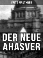 Der neue Ahasver