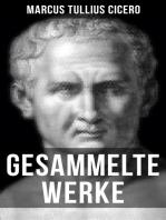 Gesammelte Werke von Cicero