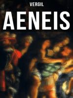AENEIS: Flucht des Aeneas aus dem brennenden Troja